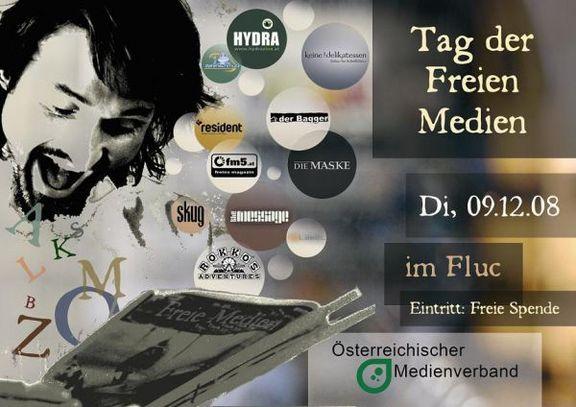 Tag der Freien Medien - im Fluc (2008)