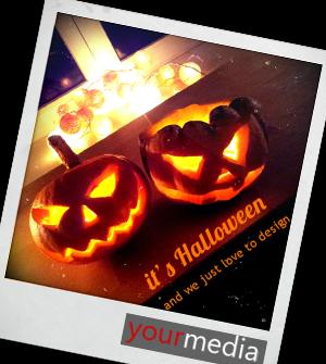 halloween webseite wordpress wien
