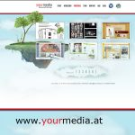 Webdesign: www.yourmedia.at