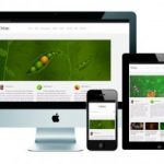 Gratis responsive WordPress Templates