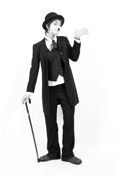 Charlie-Chaplin-Birgit Pestal