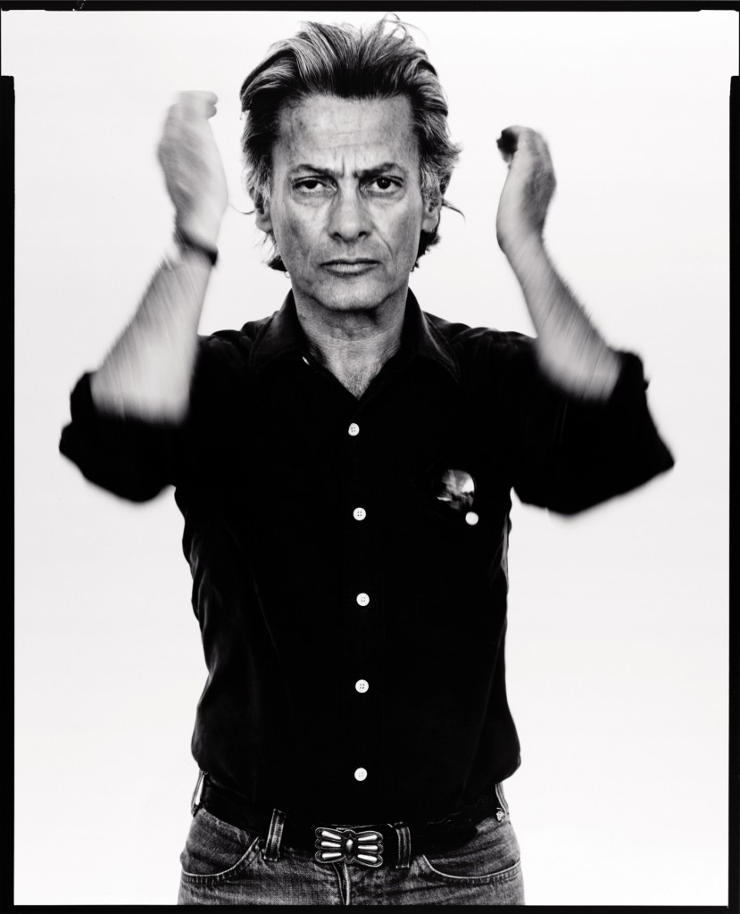 """Self-portrait"" (1980) by Richard Avedon"