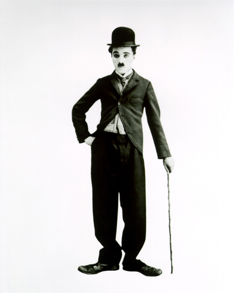 Charlie Chaplin (1915) by Anonymous Studio Photographer
