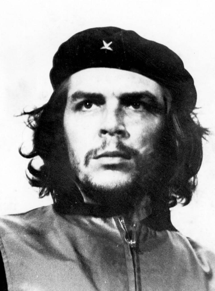Ernesto Guevara - Guerrillero Heroico by Alberto Korda