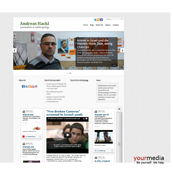 webesign portfolio - ah