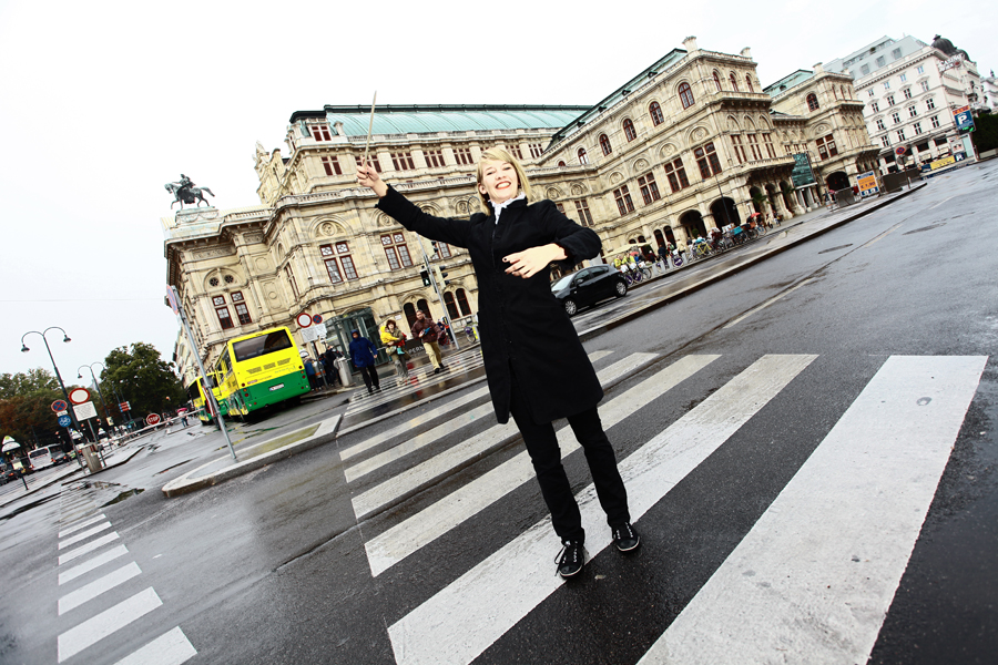 an der Ringstrasse Wiener Fotomarathon 2013