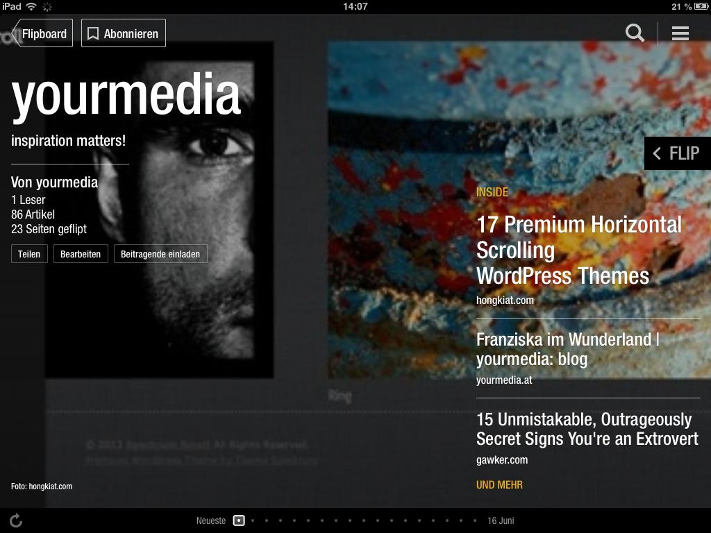 flipboard yourmedia