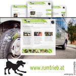 Webdesign: www.rumtrieb.at