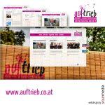 Webdesign: www.auftrieb.co.at