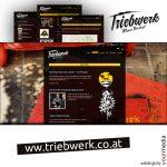 Webdesign: www.triebwerk.co.at