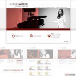 Webdesign: www.andreawoeber.at