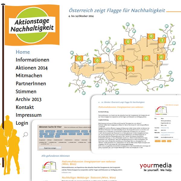 Relaunch: nachhaltigesoesterreich.at