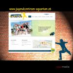 Webdesign: jugendzentrum-aquarium.at