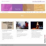 Webdesign: www.ursulascheidle.com