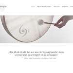 Webdesign: www.musiktherapie-filz.at