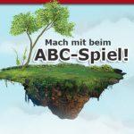 ABC Spiel: Vorlage für dein eigenes Thema