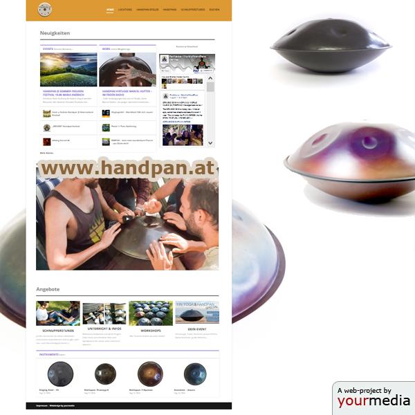 handpan-webdesign